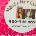Monica @ M&M's Hair Express