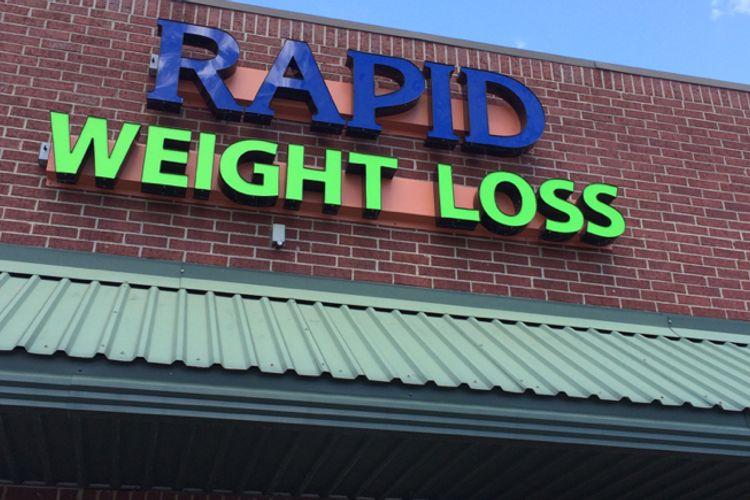Rapid Weight Loss Lake Charles