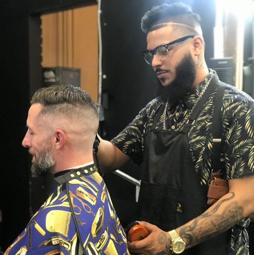 The Social Barber+Supply