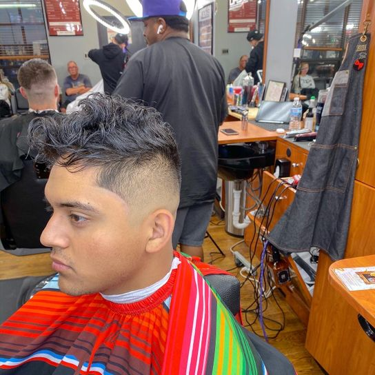 FEFE THE BARBER