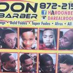 Haroon Da' Barber
