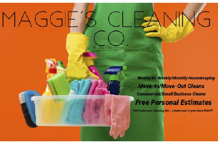 Maggie's Cleaning Co.
