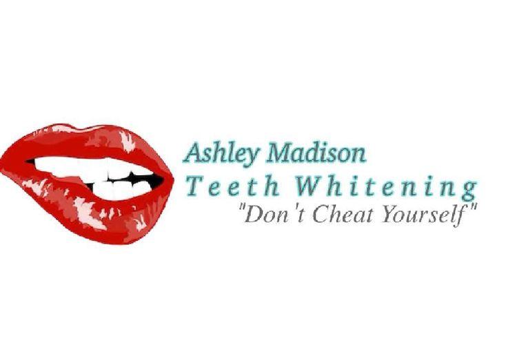 Ashley Madison teeth whitening