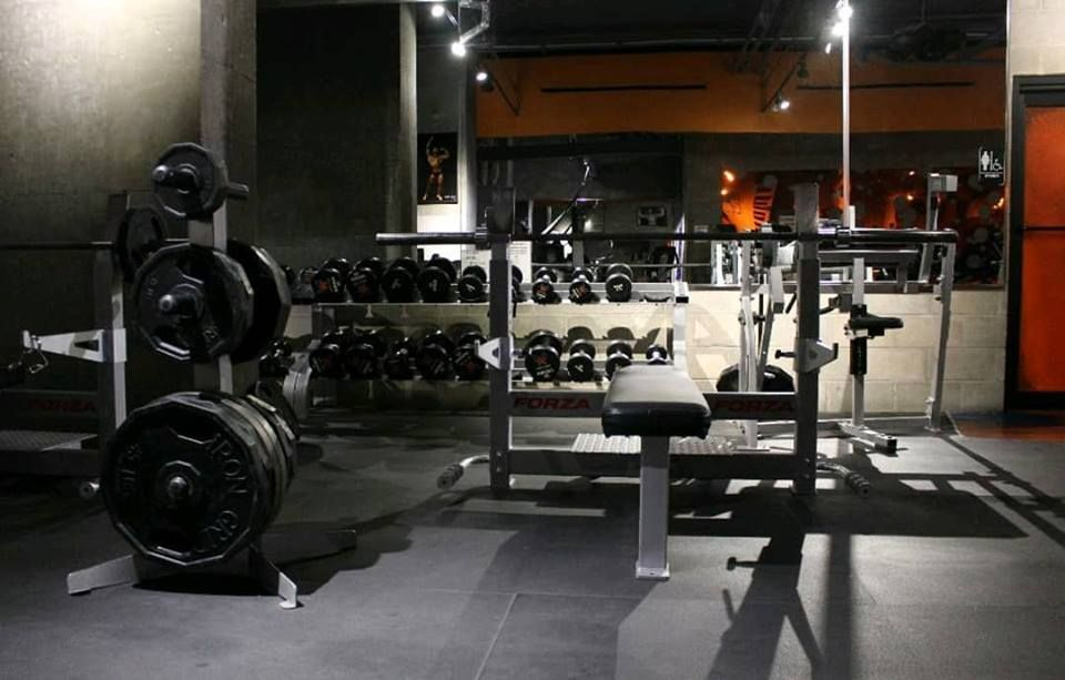 Mid City Gym