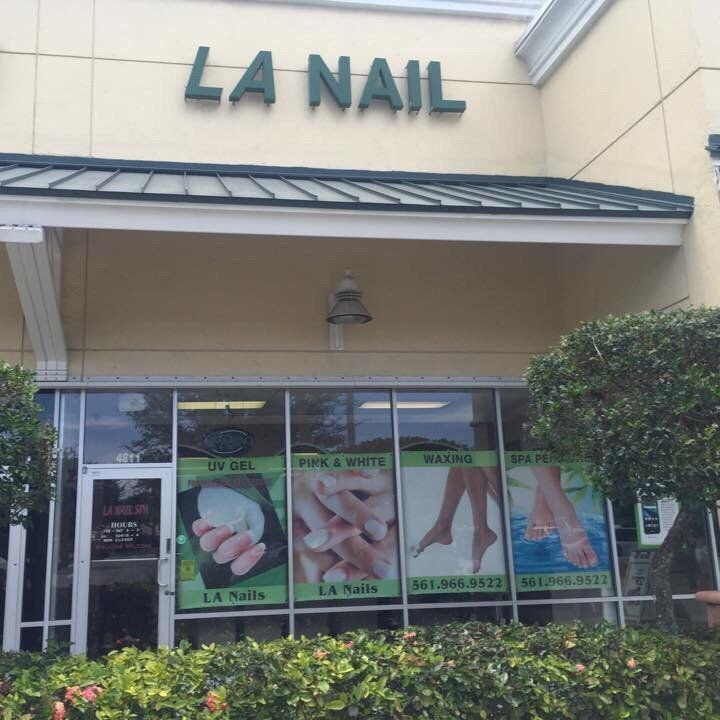 LA Nails Spa