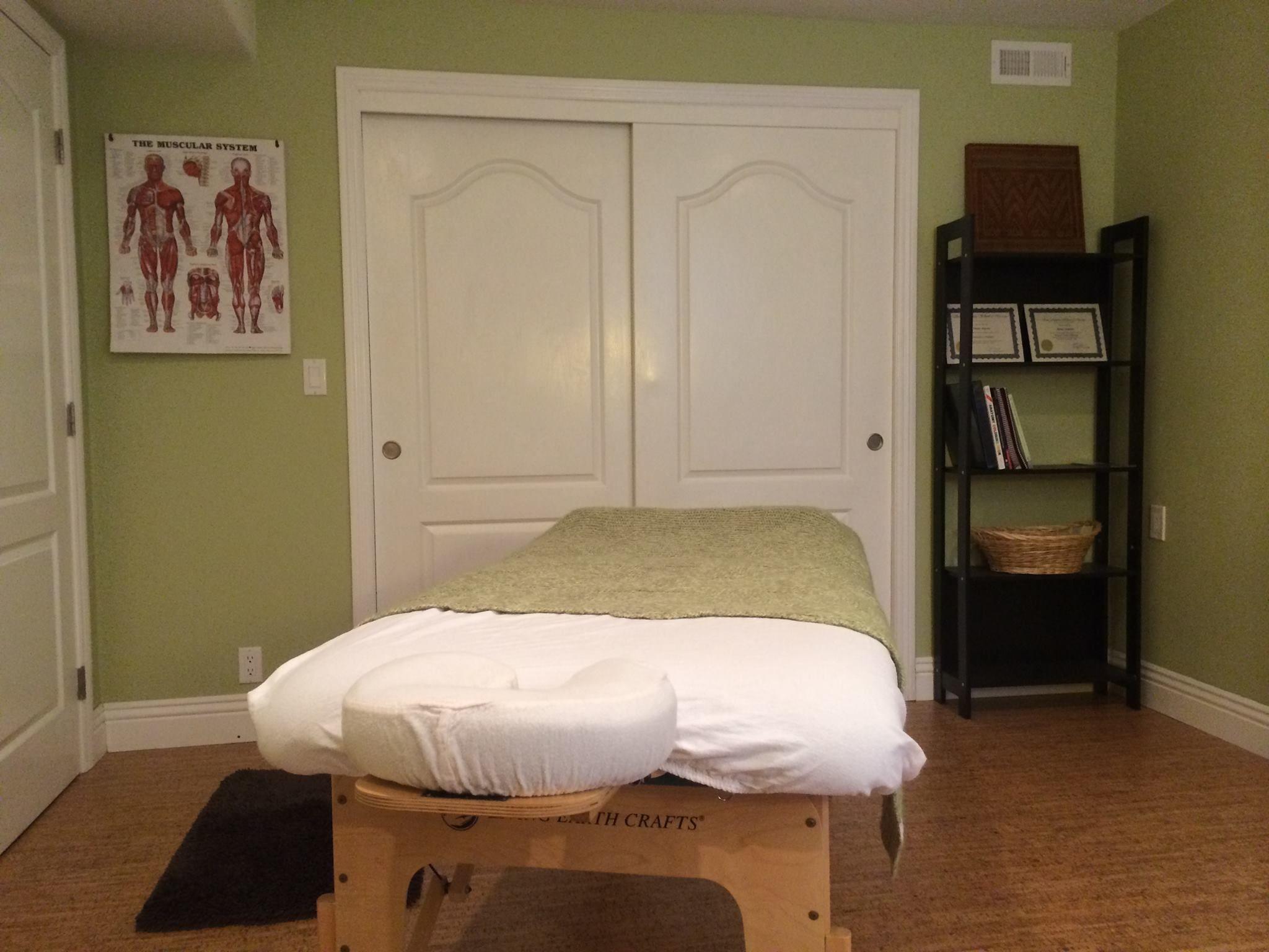 Maury's Massage