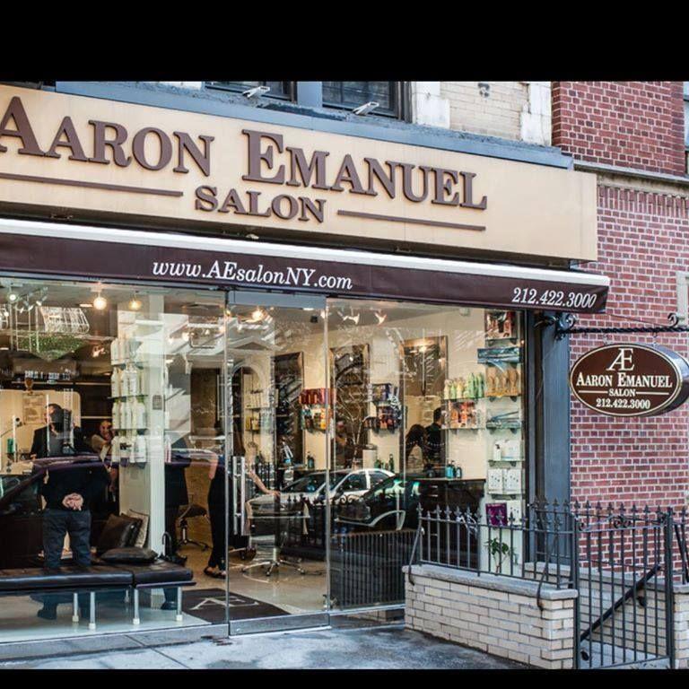 Aaron Emanuel Salon On Second