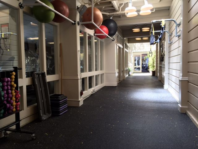 Pacific Heights Health Club