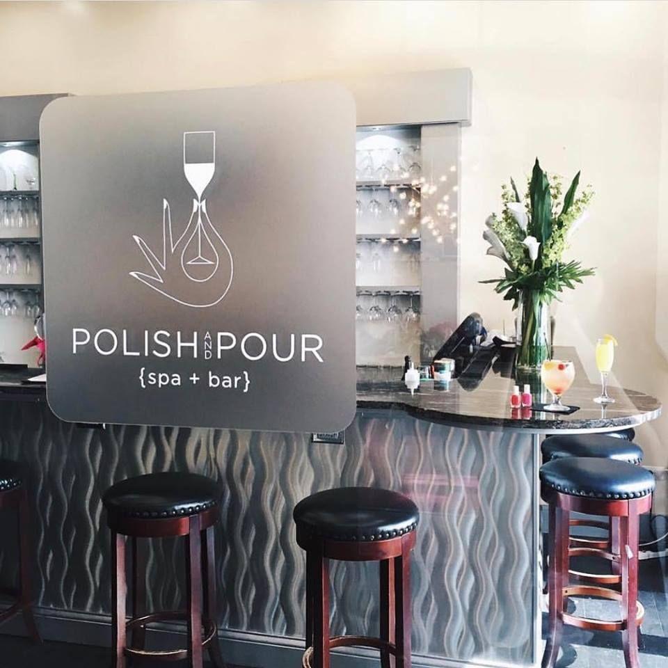 Polish & Pour