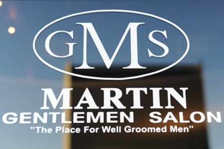 MARTIN, Gentlemen Salon