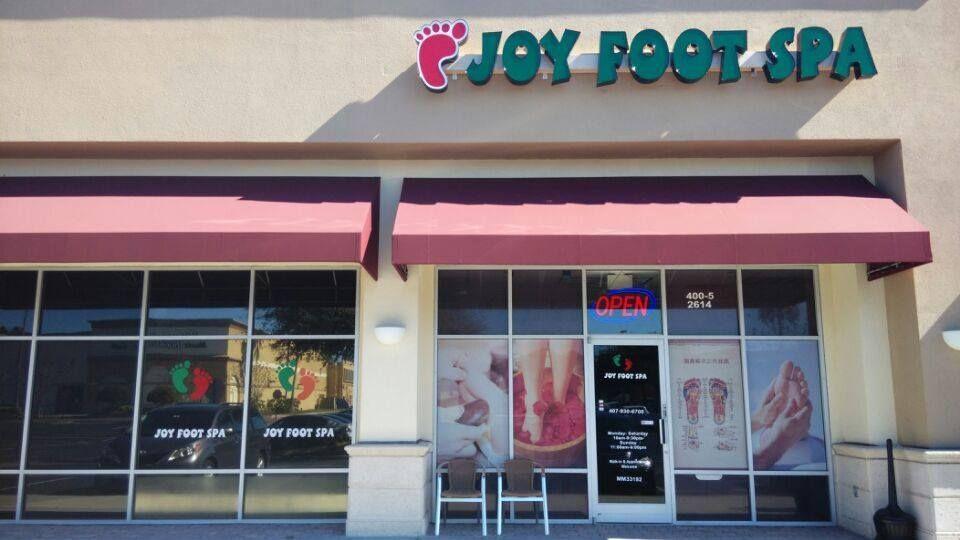 Joy Foot Spa
