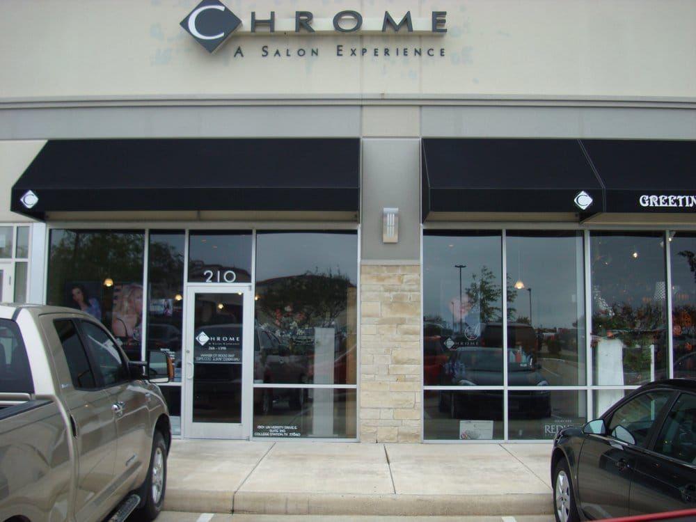 Chrome, A Salon Experience