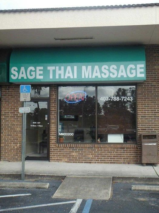 Sage Thai Massage