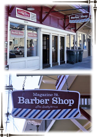 Magazine St Barber Shop