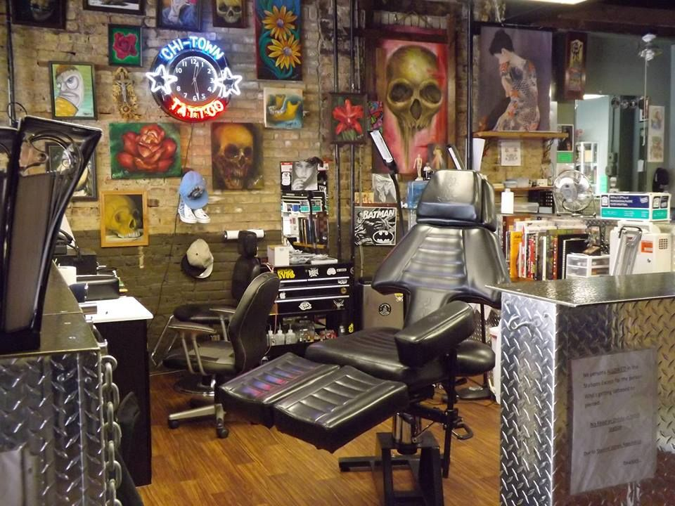 Chi Town Tattoo and Body Piercing