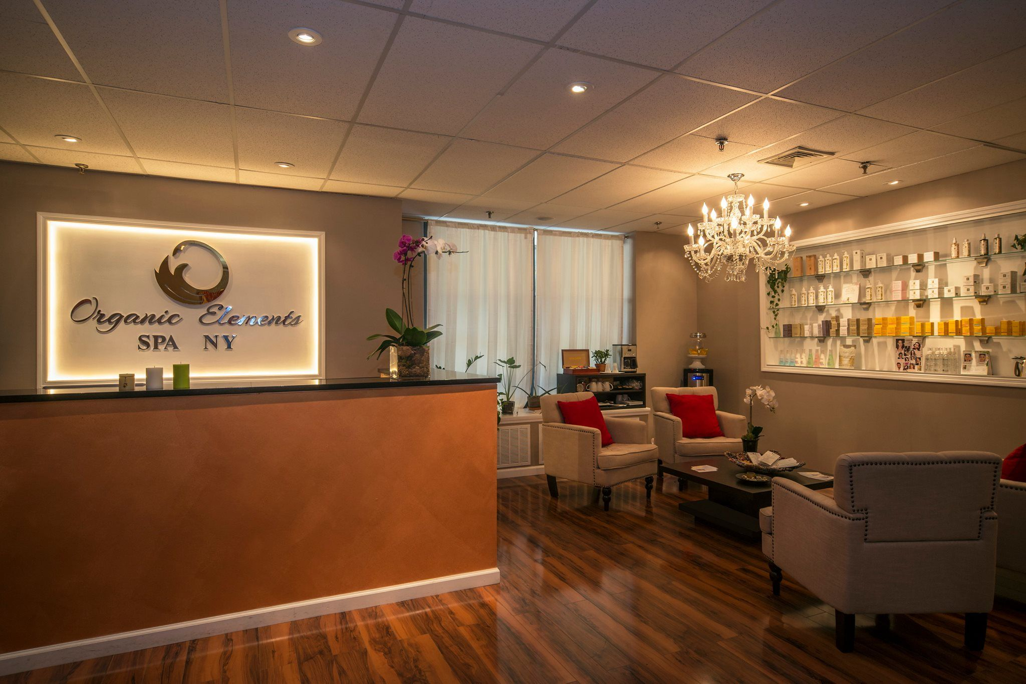 Organic Element Spa NY