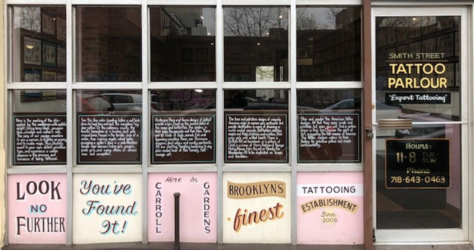 Smith Street Tattoo Parlour
