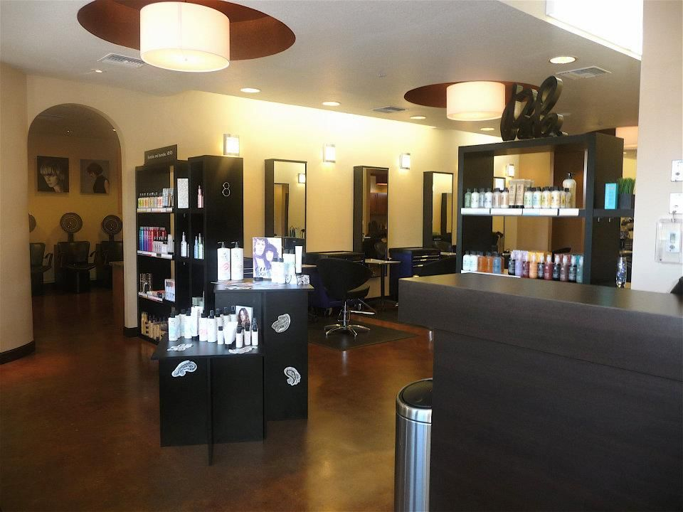 Xander Blue Salon
