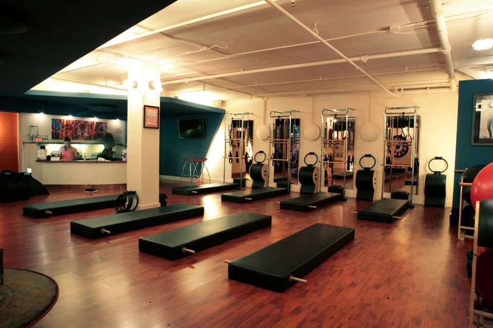 Mercury Fitness High Performance Pilates Center