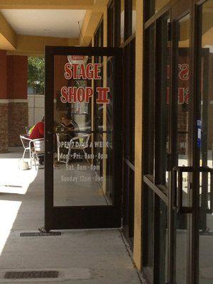 Center Stage Barber Shop