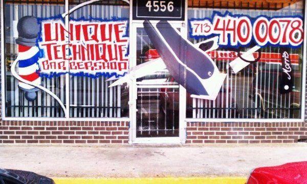 Unique Technique Barber Shop