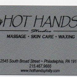 Hot Hands Studio & Spa