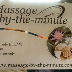 Massage By The Minute