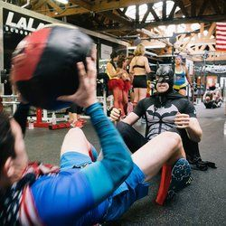 LaLanne Fitness Crossfit