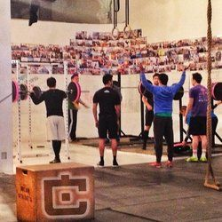CrossFit Mean Streets, Downtown 265 S Main St Los Angeles, CA 90012