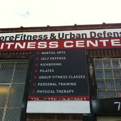 Urban Defense Fitness Center