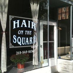 Hair On the Square For Men