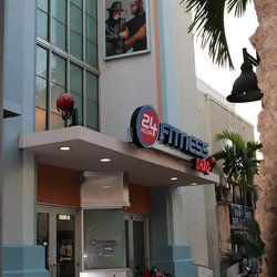 Coconut Grove Shaq 24 Hour Fitness