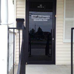 Body Mechanix Massage & Wellness LLC