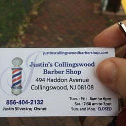 Justin's Collingswood Barber Shop