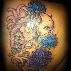 Lucky Van's Tattoo