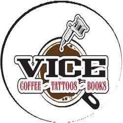 Vice Coffee, Tattoos & Books