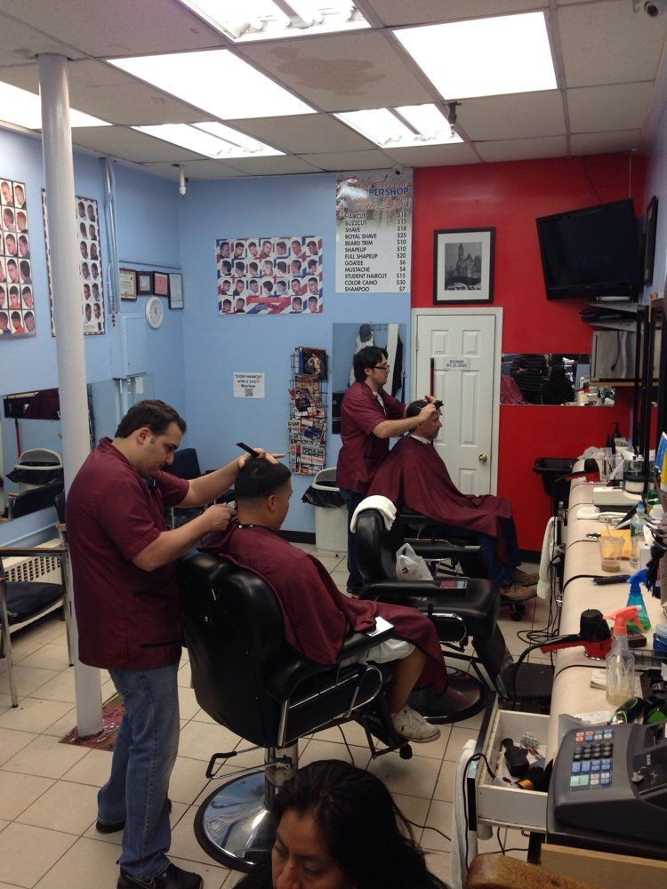 Park Ave Barbershop
