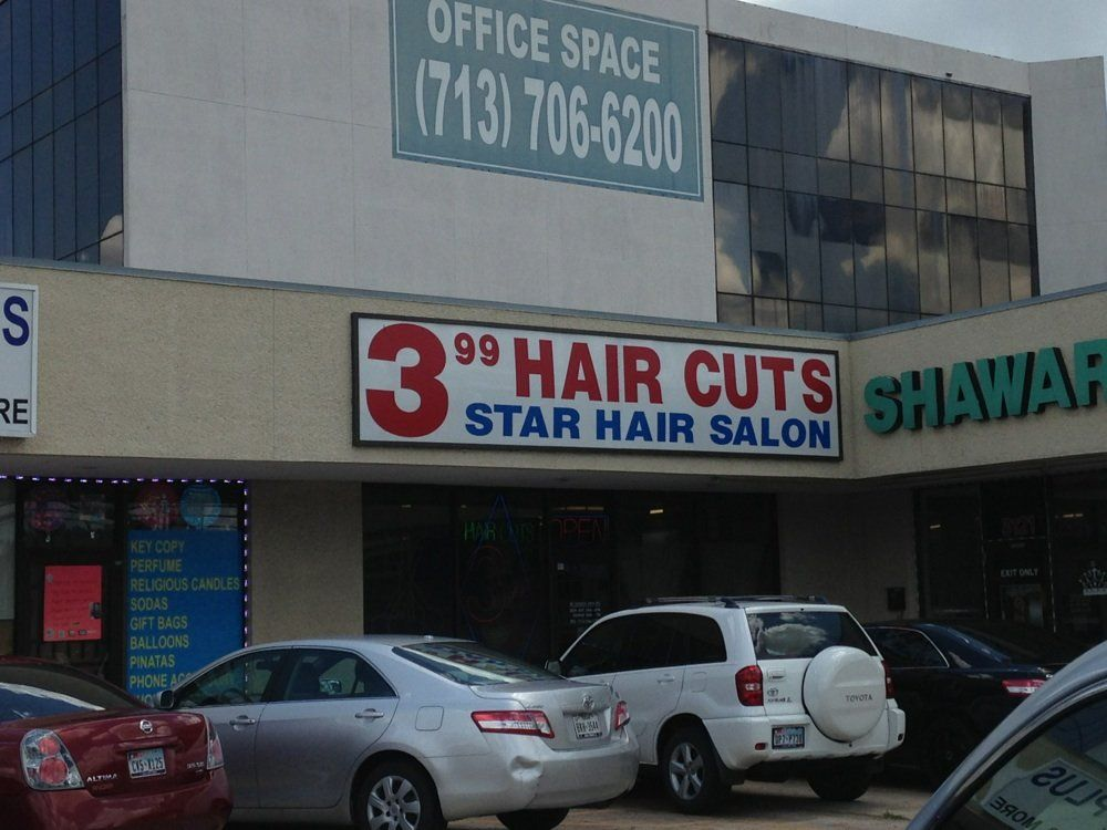 Star Hair Salon # 4