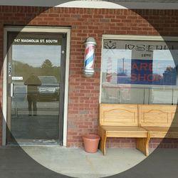 Jouseph Barbershop, 147 Magnolia St South, Lincoln, 35096