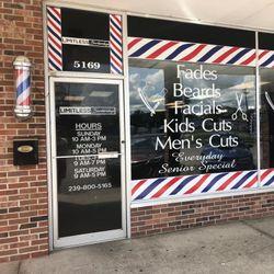 Limitless Barbershop, 5169 Orange grove blvd, North Fort Myers, FL, 33903