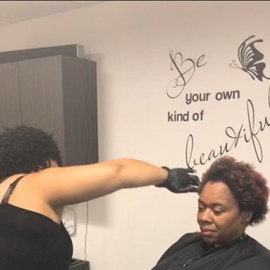 """Hair Salon - """"Hair Is Art!"""" featuring Ny The Stylist"""