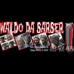 Waldo Da Barber, 414 W. Waters Ave., Tampa, FL, 33604