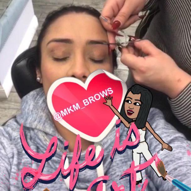 Eyebrows & Lashes - MKM BROWS