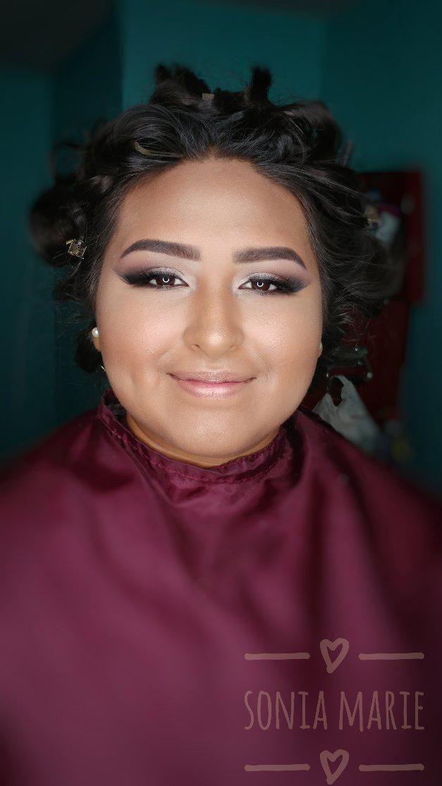 Hair Salon, Eyebrows & Lashes, Makeup Artist - Sonia Marie