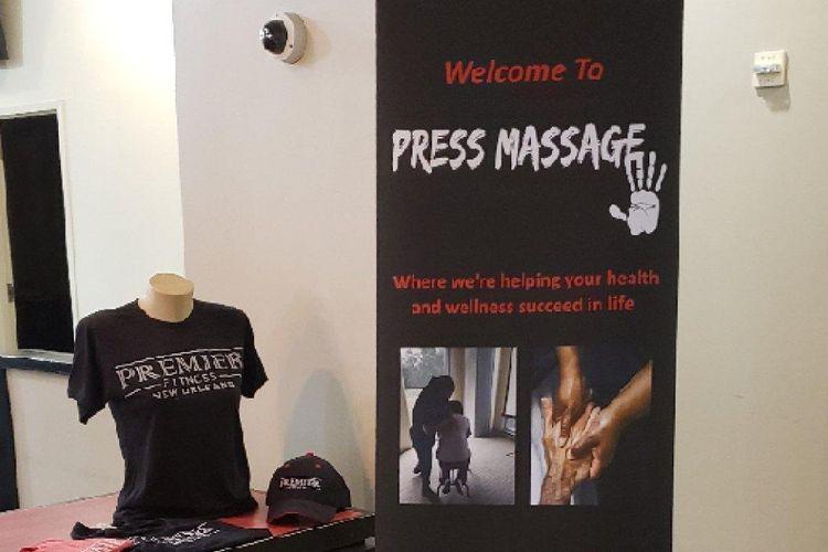 Press Massage LLC