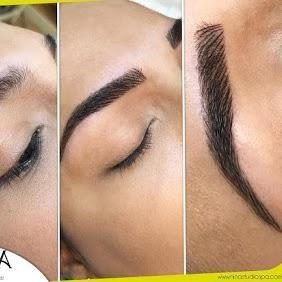 Eyebrows & Lashes - Nina Studio