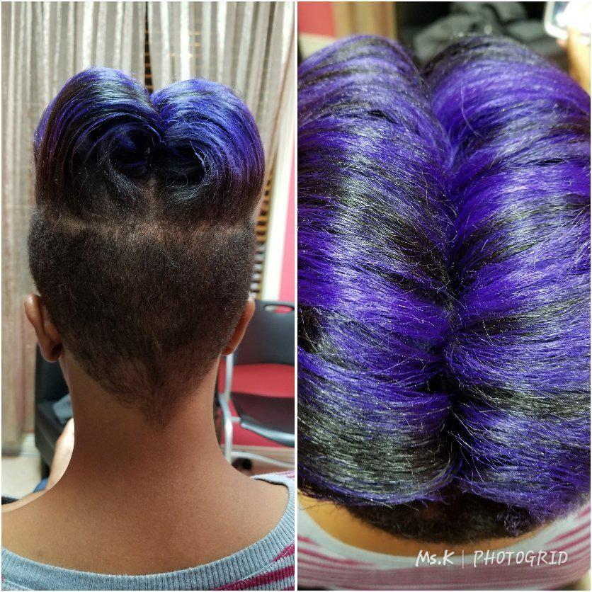 Hair Salon - Ms. K Always be Beautiful Salon