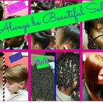 Ms. K Always be Beautiful Salon - inspiration