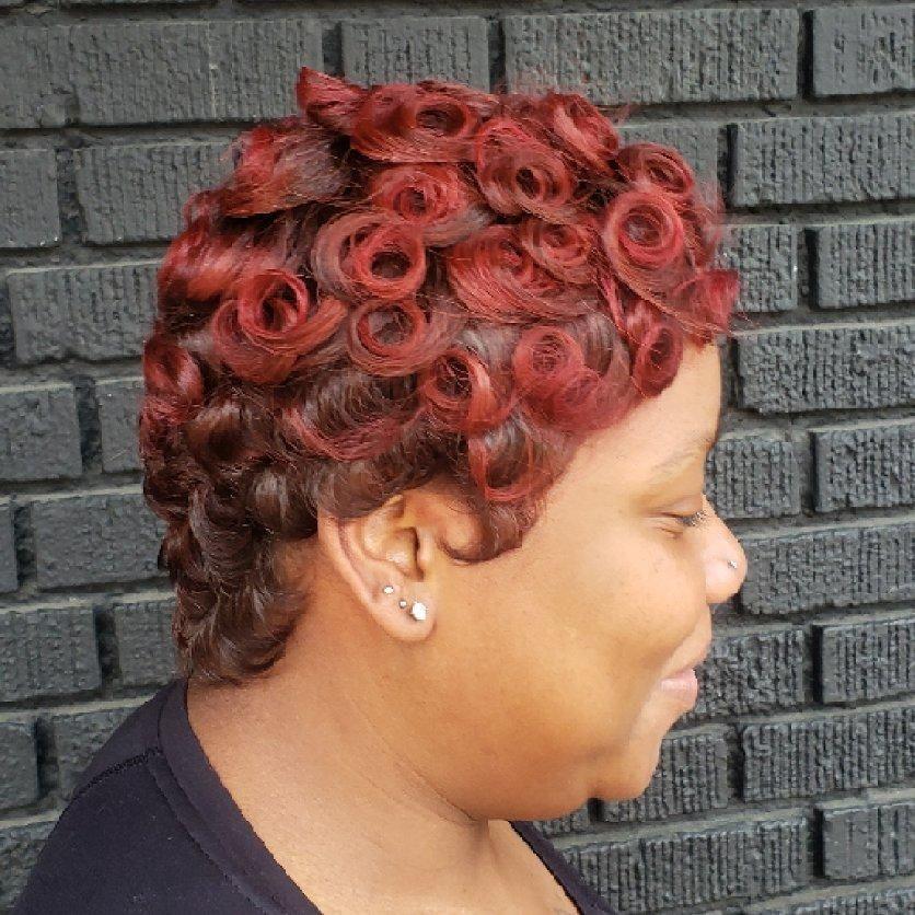 Hair Salon - loveablestylezstudio