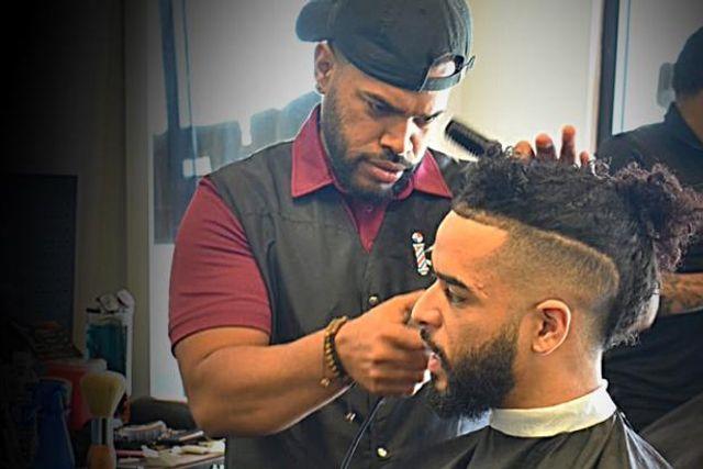 Randy Flow the Barber